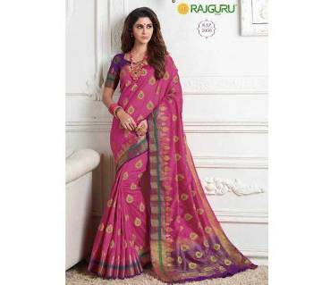 Rajguru Heena Vol-5 silk katan sharee