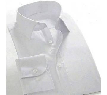 White Color Formal Shirt