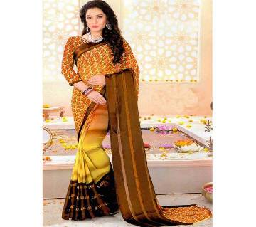 Chiffon Silk Saree
