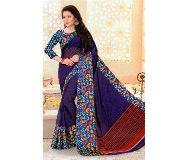Chiffon party Silk Saree