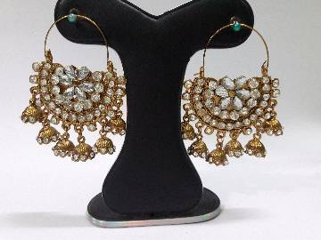 Bahubali earrings