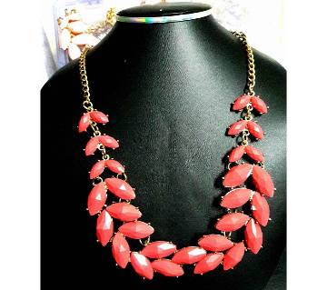 Ladies choker necklace