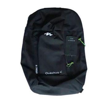 QUECHUA Travel Backpack-Black