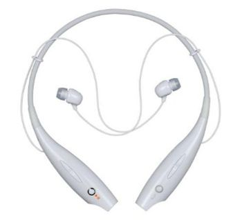 LG Tone Bluetooth Headphone-White