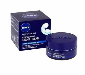 Nivea Regenerating night cream