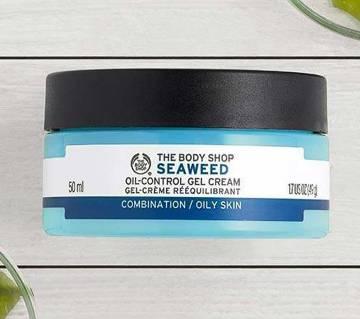 The Body Shop Seaweed Gel Cream