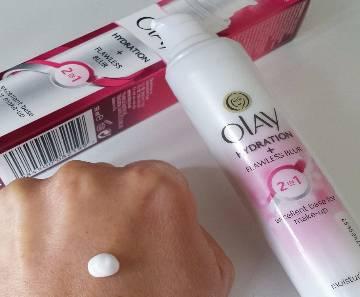 Olay 2in1 Hydration + Flawless cream