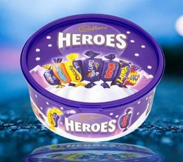 CADBURY HEROES চকলেট - 675gm