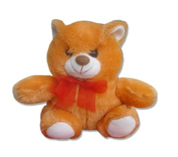 Brown color Teddy bear.