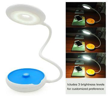 YOYO Lamp USB multi-function LED night light hand traveling desk-blue lamp