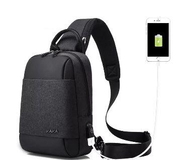 kaka-8 Mens Croosbody backpack