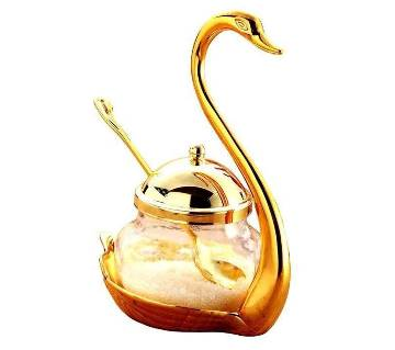 Swan সুগার বোল অ্যান্ড স্পুন
