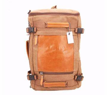 Canvas Laptop Backpack For Travelling