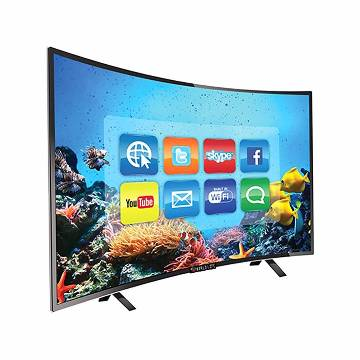 World Life 32 inch Curve Smart Wi-Fi TV
