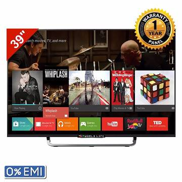 World Life Glorious 39 inch Smart/WIFI TV