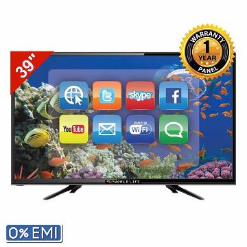 World Life Smile 39 Inch Smart/WiFi TV