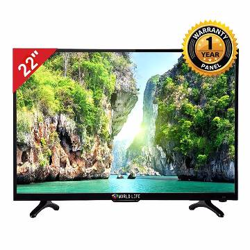World Life Smile 22 Inch HD LED TV