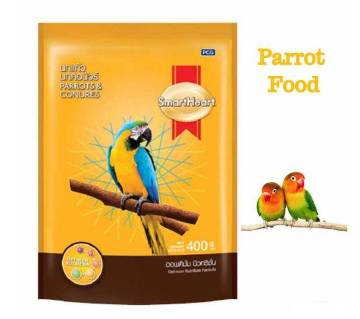 SmartHeart Parrots & Conures Bird Food