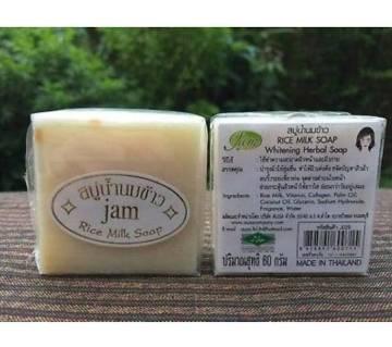 JAM রাইস মিল্ক সোপ উইথ Gluta and Collagen