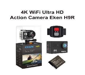 EKEN H9R 4K Wifi অ্যাকশান ক্যামেরা Ultra HD