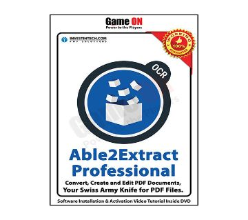 Able2Extract Professional v15.0 (Full Version)