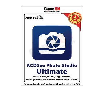 ACDSee Photo Studio Ultimate 2020 v13.0 (Full Version) - x64bit Only