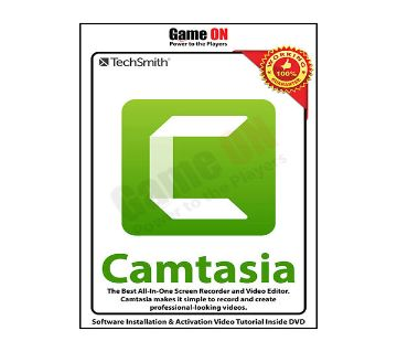 TechSmith Camtasia 2019 (Full Version) - x64bit Only