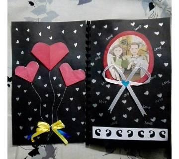 Greeting Scrapbook 1