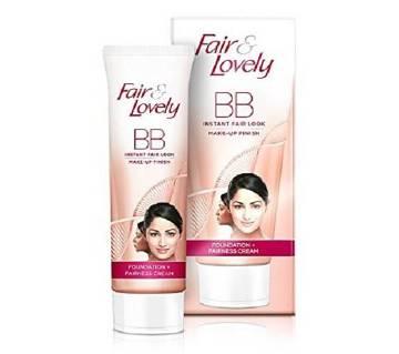 Fair & Lovely Bb Foundation + Fairness ক্রিম 40g India