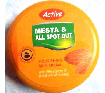 Mesta & All Spot Out Skin Cream - 15 ml