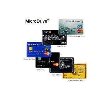 Credit Card Pen Drive 16GB