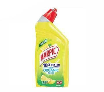 Harpic Toilet Cleaning Liquid Fresh Citrus 500ml by Reckitt Benckiser