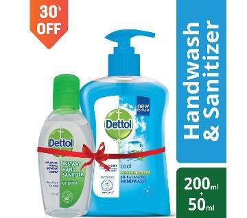 Dettol Cool Hand Hygiene Pack