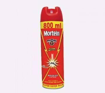 Mortein ফ্লাইং ইনসেক্ট কিলার অ্যারোসল - 800 ml