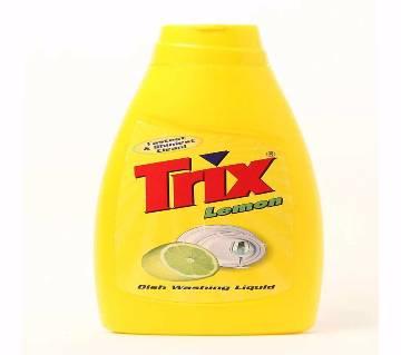 Trix Dishwashing Liquid - 500ml Lemon