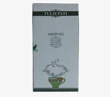 Rigs Herb তুলশী পাতা চা (মিশ্রিত) - 30 bags