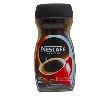 Nescafe ক্লাসিক কফি (100 gm)