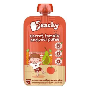 Peachy Veg-3 Kids Food