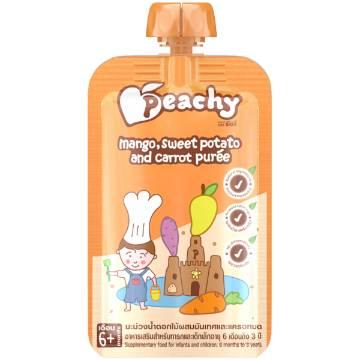Peachy Veg-4 Kids Food