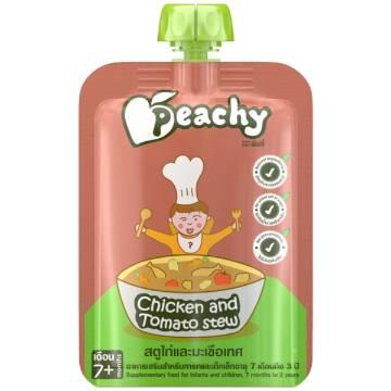 Peachy Non Veg-3 Kids Food