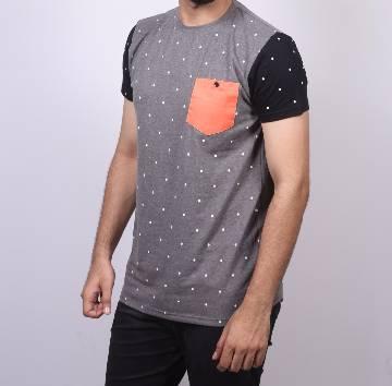 Mens Round Neck Cotton T-Shirts