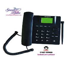 Desk Phone with GSM Dual SIM