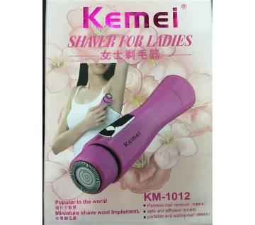 Kemei KM-1012 ওয়াটারপ্রুফ হেয়ার রিমুভার