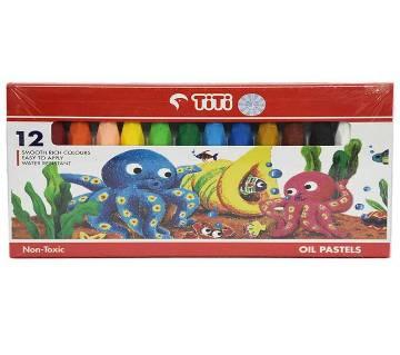 Titi oil pastel 12 color