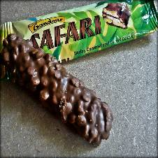 Gandour SAFARI Chocolate - 24 pc