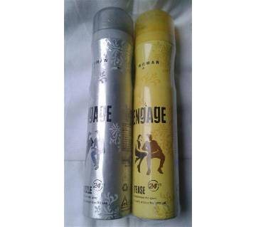 ENGAGE BODY SPRAY for women-2 in 1