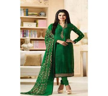 Indian Vinay Unstitched Georgette Three pcs
