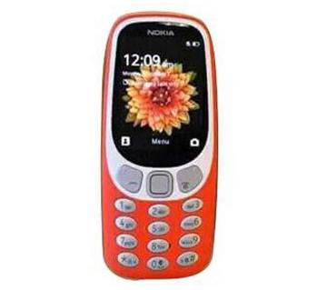 Nokia 3310 Feature Phone (2017)