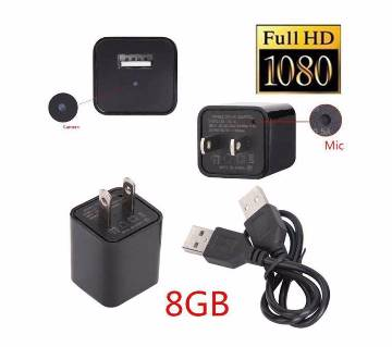 8GB 1080P USB স্পাই ক্যামেরা