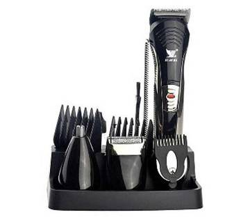 KEMEI KM-590A 7 IN 1 Shaver and Trimmer